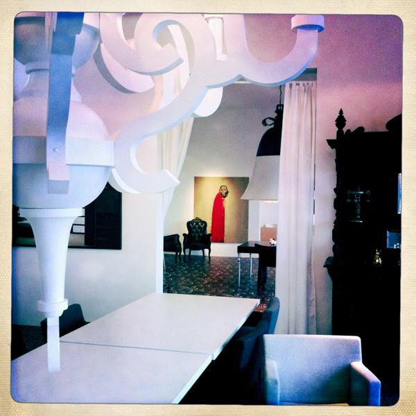 Marcel Wanders Studio lampshade - Marcel Wanders studio Amsterdam