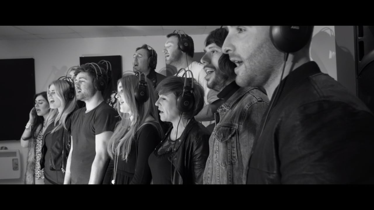 Do They Know It's Christmas Charity Music Video Chester
