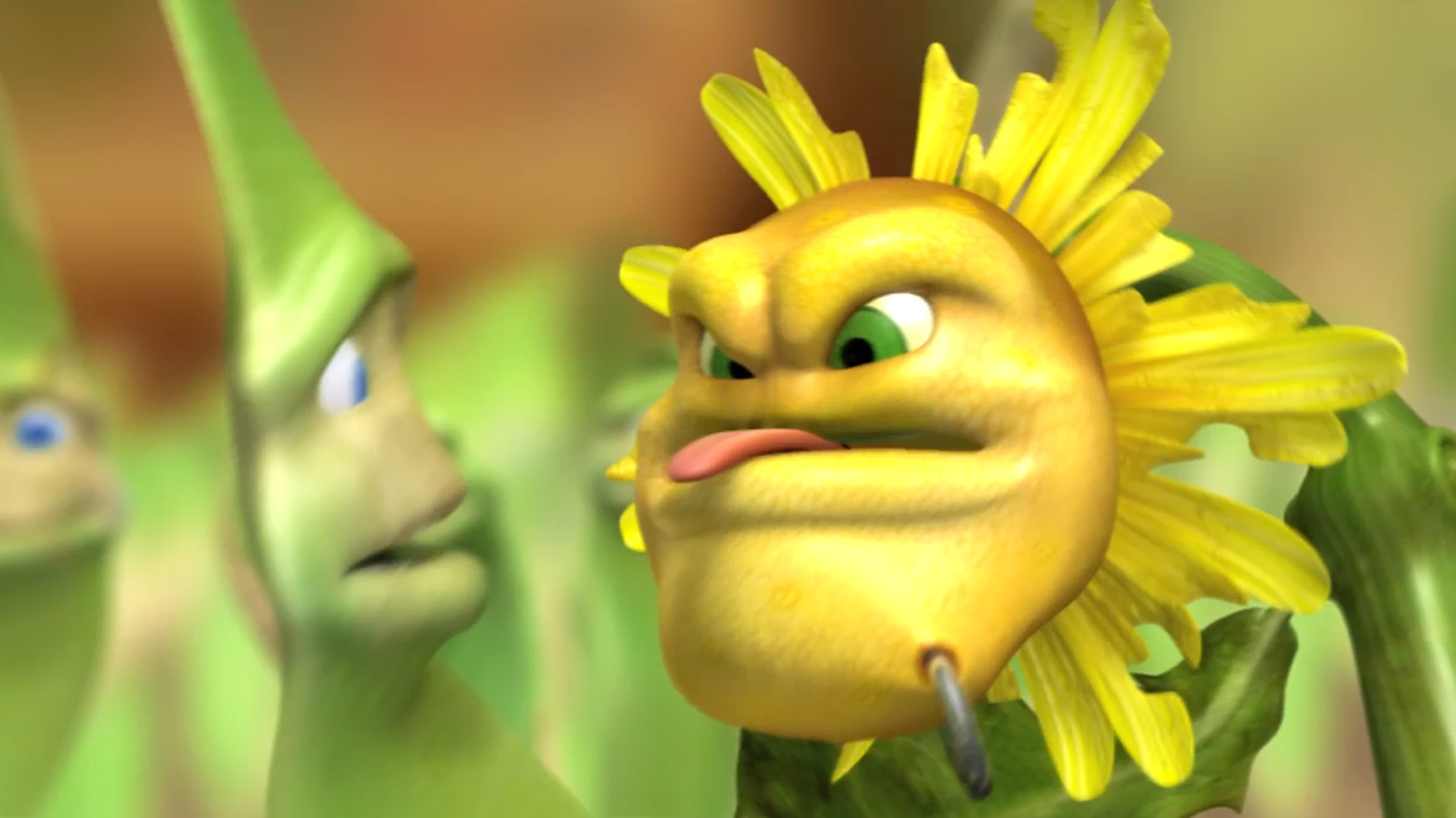 Green Thumb Animated TV Commercial Production