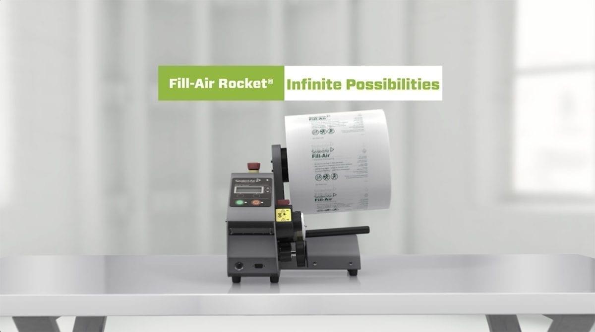 Vimeo poster thumbnail sealed-air-fill-air-rocket 3D animation