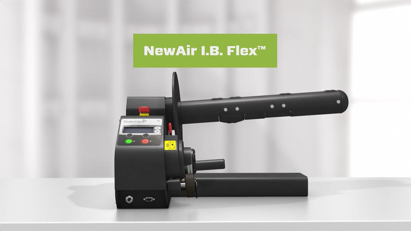 Sealed Air Flex Machine