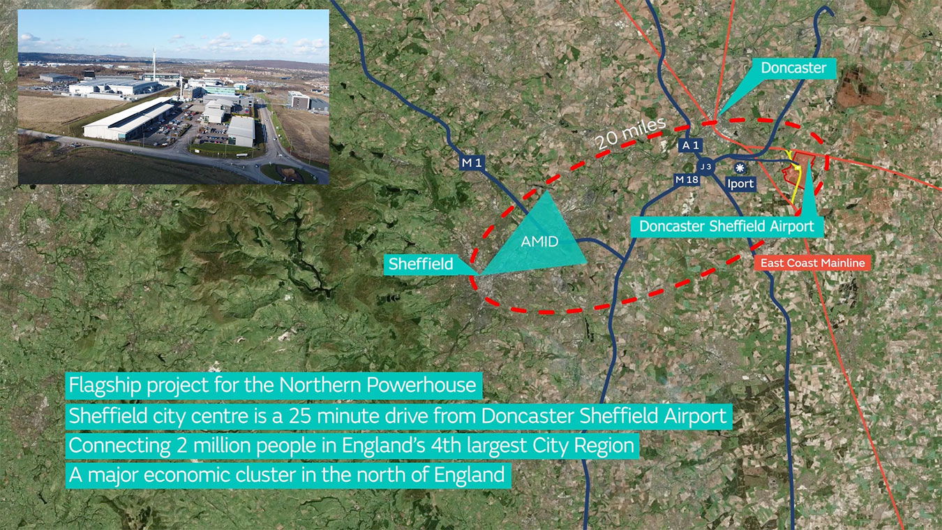 Peel Ports Liverpool2 Aerial Filming