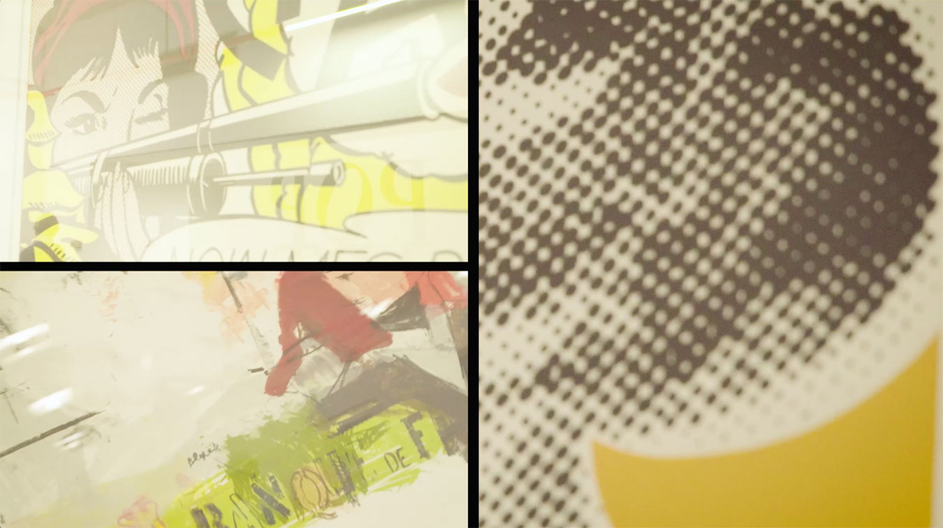 Chester Visual Arts Pop Art
